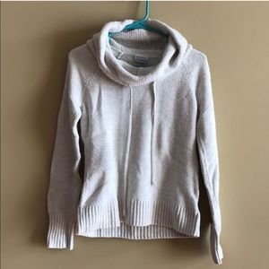 Columbia Cowl Neck Sweater